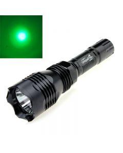 Uniquefire Hs-802 Cree Light Light Long Light Lampe De Poche (1 * 18650)