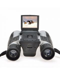 Appareil photo numérique de télescope binoculaire 12x32 HD 5 MP D de haute qualité