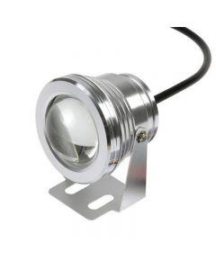 Led Sous-Eau Lumière Blanche Lumière Blanche 10W 12V 1000Lm Étanche Ip67 Fontaine Lampe De Lampe De Piscine (2 Pcs)