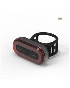 USB rechargeable vélo feu arrière vélo LED feu arrière VTT vélo de route feu arrière