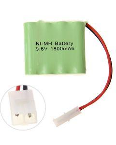 Ni-MH AA 9.6V 1800mAh Battery Pack-8 Pcs a Pack