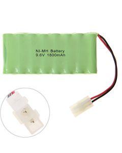 Ni-Mh Aa Batterie 1800Mah Pack-8 Pcs D'Une Rangée