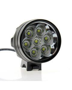 Lumière De Vélo Super Bright 7T6 / 7 * Cree Xm-L T6 Vélo Light (Cap De Lampe Uniquement)