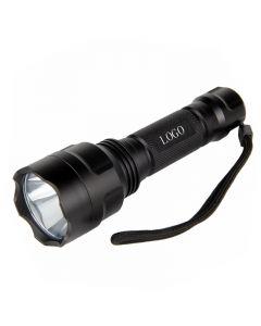 Ultrafire C8 Cree Cree Xml T6 1000 Lumen De Lampe De Poche À 5 Mode (1 * 18650) (Peut Être Imprimé Votre Logos Pour Moq)