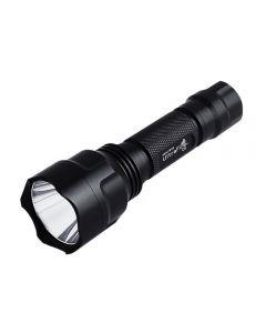 Ultrafire C8 Cree Xm-L U3 1800-Lumen 5 Modes Led Lampe De Poche (1 X 18650)