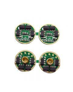Amc 7135 * 8 2800Mah Circuit De Mode 1 Mode Pour Ssc P7 / Muc / Sst-50 / Xm-L2 T6