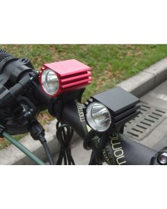 Lumières De Vélo L2 Simples / Cree Xm-L2 4 Mode Max 1200 Lumen Led Led Phillamp (Seulement Cap)