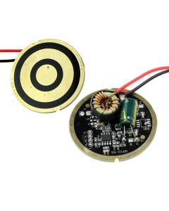 3.6 ~ 4.2V 6A 3 Modes Haute Performanceconstant Circuit Circuit De Lampe De Poche Led À Led Pour Skyray King (1Pc)
