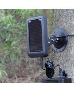 Panneau Solaire 1500Mah 6V Solaire Avec Chargeur Pour Caméra De Traçage De Chasse Hc300A Hc300M Hc550M Hc550M Hc550G Manufacture Fabrication Grossiste
