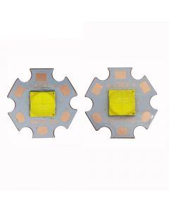 Haute Puissance Cris Xhp70.2 White 6500K Led Émetteur Avec 20 Mm Dtp Copper Mcpcb (1 Pc)