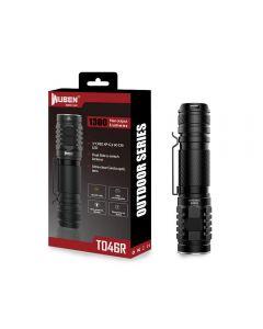 Wuben To46R Max 1300 Lumens 3 * Cree Xp-G3 Led Mini Edc Lampe De Poche
