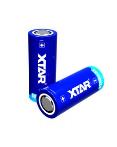Xtar 26650 3.7V 5200Mah 18.72Wh Batterie Rechargeable Li-Ion-1 Pc
