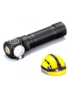 Skilhunt H04F Rc Xm-L2 1200Lm 2 Mode Goupie Usb Rechargeable 18650 Led Phare Led Lampe De Poche