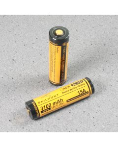 Batterie Protégée Skilhunt Bl-131 3.6V 15A 3100Mah 18650 (1Pc)