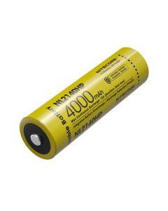 Nitecore Nl2140Hp Imr 21700 Batterie Li-Ion Batterie Haute Performance Li-Ion