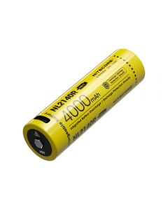 Nitecore Nl2140R 4000Mah 5A 21700 Batterie Li-Ion Rechargeable