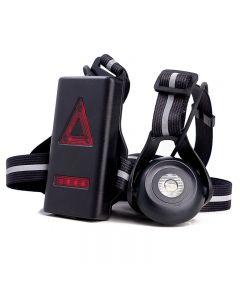 Lumières de conduite rechargeables USB, veilleuses d'escalade en plein air, feux d'avertissement de sport