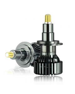 CNSUNNYLIGHT H1 H7 H11 LED 90 W/paire lentille de projecteur phare de voiture H8 H9 9012 HIR2 9005 9006 HB3 HB4