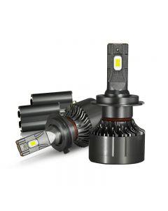 Haute puissance 130W 30000Lm H7 H11 Canbus voiture phare LED H4 9005 9006 lampe frontale H1 Turbo ventilateur 6000K ampoule