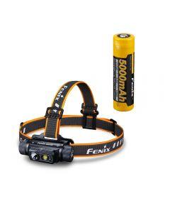Fenix HM70R Triple lumière Rechargeable 21700 Powered Headlamp