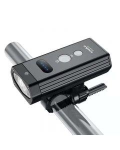 Lampe de vélo TOWILD BR1200 intégrée 4000mAh IPX6 Lampe de vélo rechargeable USB étanche