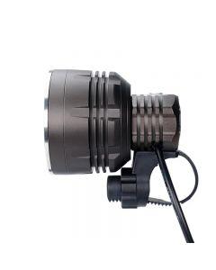 SUR LA ROUTE MX5 PRO phare extérieur anti-éblouissement portable ultra-longue endurance P70 phare de vélo