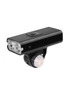 2 * T6 LED Vélo Lumière USB Rechargeable 800 Lumen 6 Mode Étanche Vélo Avant Lampe Phare