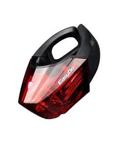 EasyDo Bike lampe de poche LED STVZO alarme arrière vélo feu arrière VTT route vélo lampe