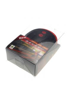 The New No.SL-116 Laser Tail Light 7-Flashing Modes with Solar energy Rechargeable(2*AAA Batteries)